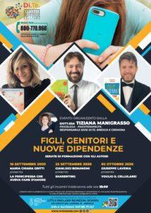 Figli, genitori e nuove dipendenze Giuseppe Lavenia