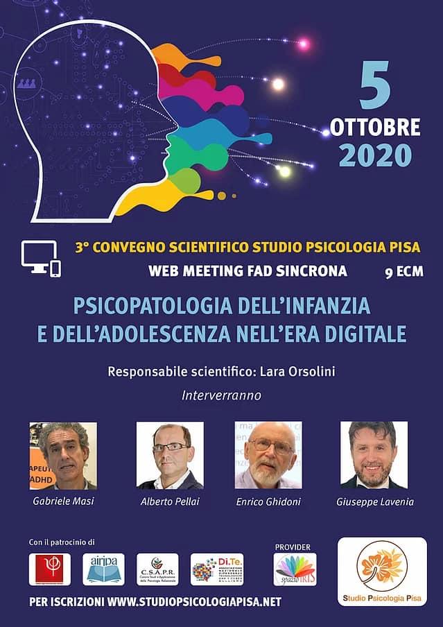 Giuseppe Lavenia Psicopatologia dell'infanzia e dell'adolescenza nell'era digitale