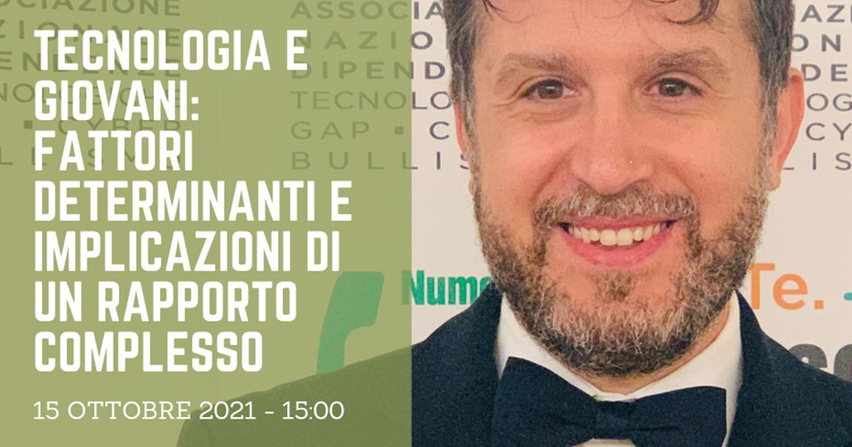 Giuseppe Lavenia Fondazione Veronesi Poste Italiane cover